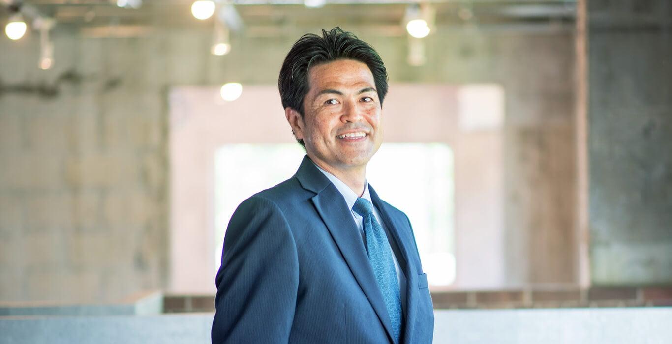 取締役常務 町田 賢一さん