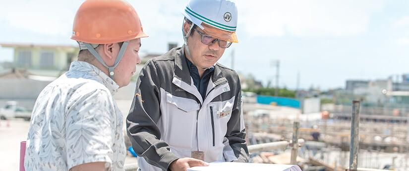 土木技術員・施工管理